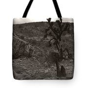 Looking To The Earth Tote Bag