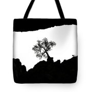 Looking Up 2 Tote Bag