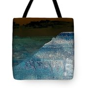 Lookingthrough The Eye Tote Bag
