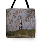 Lookout Lighthouse, Nc Tote Bag