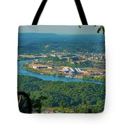 Lookout Mountain Vantage Tote Bag