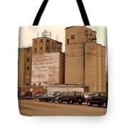 Looks Like Grain Tote Bag