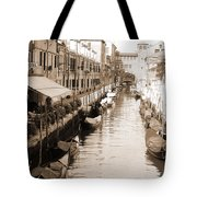 Looks Like Old Times Tote Bag