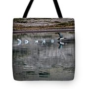 Loon In Greenland Tote Bag