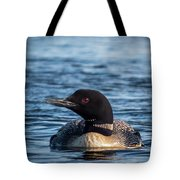 Loon Profile Tote Bag
