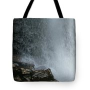 Loooking Glass Falls Tote Bag