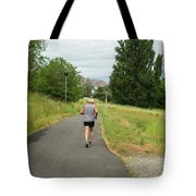 Loop Trail Runner Tote Bag