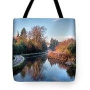 Loose Mill Pond Tote Bag