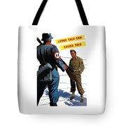 Loose Talk Can Cause -- Ww2 Propaganda Tote Bag
