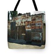 Lope Garage Tote Bag