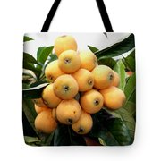 Loquat Exotic Tropical Fruit 4 Tote Bag