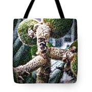 Loquat Man Photo Tote Bag