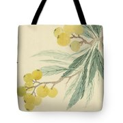 Loquat Tote Bag