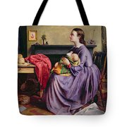 Lord - Thy Will Be Done Tote Bag