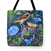 Lord Baltimore's Breakfast Tote Bag