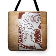 Lord Bless Me 1 - Tile Tote Bag