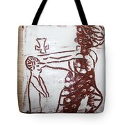 Lord Bless Me 10 - Tile Tote Bag