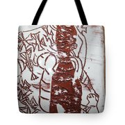 Lord Bless Me 11 - Tile Tote Bag