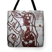 Lord Bless Me 12 - Tile Tote Bag