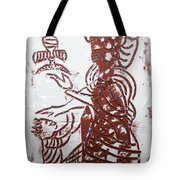 Lord Bless Me 13 - Tile Tote Bag