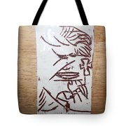 Lord Bless Me 17 - Tile Tote Bag
