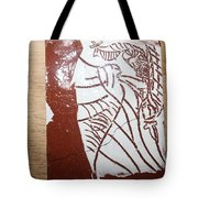 Lord Bless Me 18 - Tile Tote Bag
