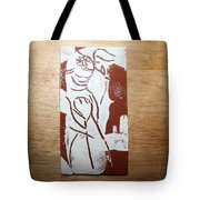 Lord Bless Me 2 - Tile Tote Bag