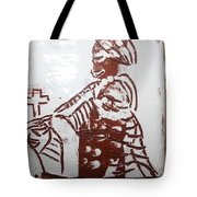 Lord Bless Me 21 - Tile Tote Bag