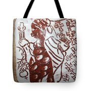Lord Bless Me19 - Tile Tote Bag