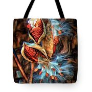 Lord Of The Dance - Paint 2 Tote Bag
