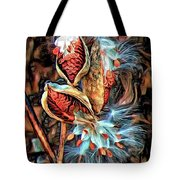 Lord Of The Dance - Paint Tote Bag