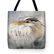 Lord Of The Marsh Tote Bag