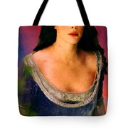 Lord Of The Rings Arwen Tote Bag