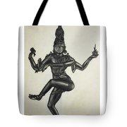 Lord Shiva Tote Bag