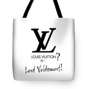 Lord Voldemort, Everywhere Tote Bag