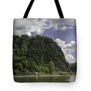 Loreley Rock 10 Tote Bag