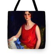 Loretta Hines Howard Tote Bag