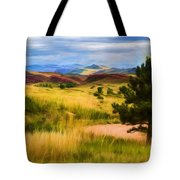 Lory State Park Impression Tote Bag