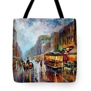 Los Angeles 1925 Tote Bag