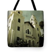 Beverly Hills Church Tote Bag