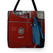 Los Angeles Fire Department Tote Bag