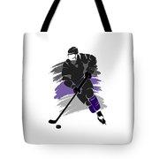 Los Angeles Kings Player Shirt Tote Bag