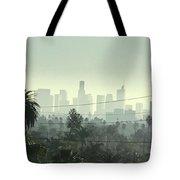 Los Angeles Morning Tote Bag