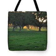 Los Angeles National Cemetary Tote Bag