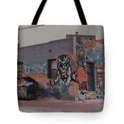 Los Angeles Urban Art Tote Bag