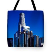 Los Angeles' Westin Bonaventure Hotel Tote Bag