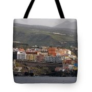 Los Gigantes From The Sea 2 Tote Bag