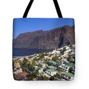 Los Gigantes In Tenerife Tote Bag