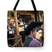 Los Historiantes De Apaneca 5 Tote Bag