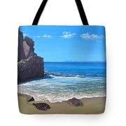 Los Muertos Beach Tote Bag